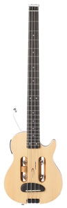 Traveler Escape MK-II Bass w/Deluxe Gig Bag [MKB NAT]
