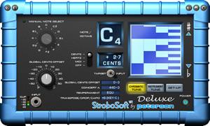 Peterson StroboSoft Deluxe Suite