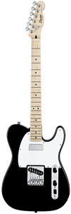 Squier Vintage Modified Telecaster® SH - Black - Maple [0301235506]