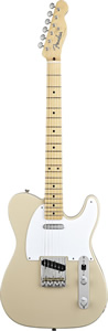Classic Player Baja Telecaster® - Desert Sand Finish