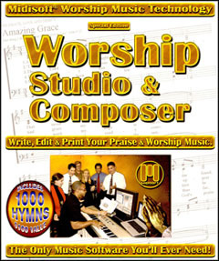 Worship Studio & Composer
