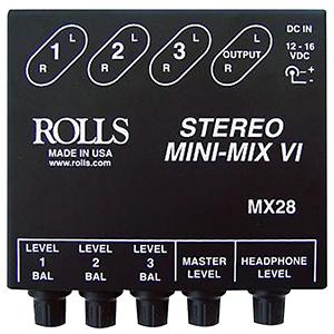 Rolls MX28