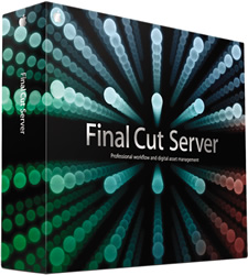 Apple Final Cut Server []
