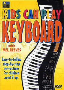 Kids Can Play Keyboard (DVD)