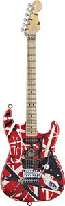 Eddie Van Halen Frankenstein Replica Electric Guitar