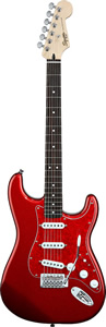Squier Vintage Modified Stratocaster® - Metallic Red [0301200525]