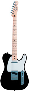 Fender Standard Telecaster® - Black/Maple Fretboard [0145102306]