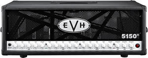 5150 III Guitar Amplifier Head - Black