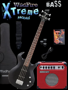 Wildfire Xtreme Bass Package