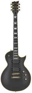 ESP LTD EC1000 - Vintage Black [LEC1000VB]