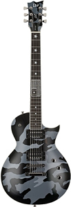 ESP LTD Will Adler WA-600 - Black Camo [LWA600BC]
