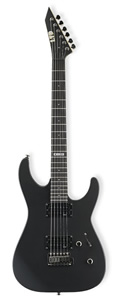 LTD M-50 - Black Satin