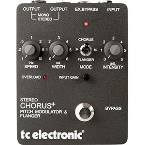 Stereo Chorus/Flanger Pedal