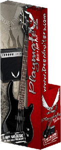 Playmate Edge 09 Bass Pack - Black Finish