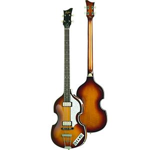 Hofner HCT-500/1 - Violin Bass Sunburst Finish w/ Case