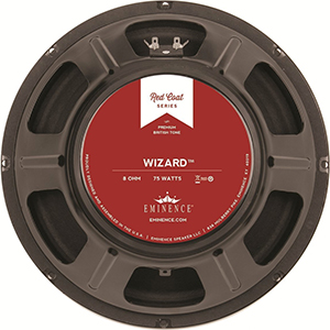 Eminence Red Coat The Wizard 12 Inch 8 Ohms
