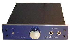 Rudistor NX-02 Sistema []