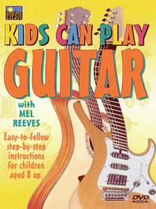 Fifth Avenue Films Kids Can Play Guitar (DVD) []
