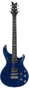 Dean USA Hardtail Classic - Midnight Blue Finish []