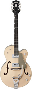 Gretsch G6118T-125 125th Anniversary - Jaguar Tan with Metallic Gold - Demo [2401025800]