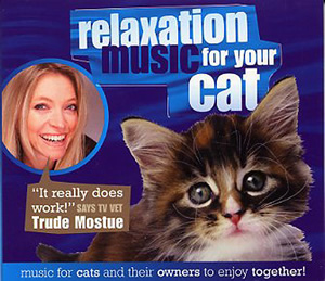 Music Sales Relaxation Music For Your Cat