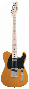 Squier Affinity Telecaster Special - Butterscotch Blonde - Maple