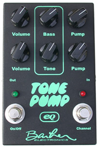 Barber Electronics Tone Pump EQ