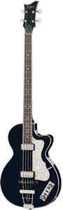 Hofner CT Club Bass - Black Finish