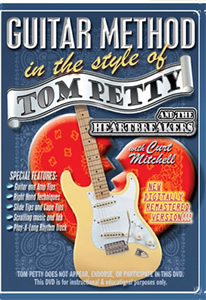 In The Style of Tom Petty (DVD)