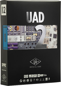 Universal Audio UAD-2 Quad *Open Box