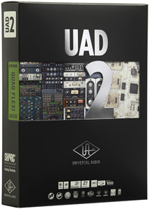 Universal Audio UAD-2 Quad Flexi [U2FQ]