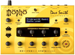 Dave Smith Mopho Desktop