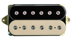 Dimarzio DP100BC Super Distortion (*Bulk Pac) - Black/Creme Finish [DP100BC]