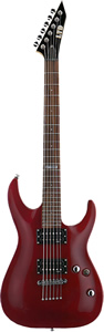 LTD MH-50 NT - Black Cherry Finish