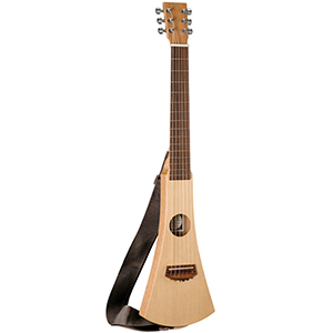 Martin Classical Nylon Backpacker Guitar LEFTY [GCBC LEFTY]