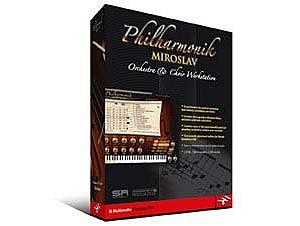 Ik Multimedia Miroslav Philharmonik Orchestra and Choir [MP-PLUG-HCD-IN]