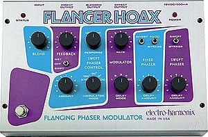 Electro Harmonix Flanger Hoax [FLANGER HOAX]