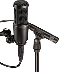 Audio Technica AT2041SP Studio Microphone Pack [AT2041SP]