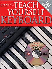 Music Sales Teach Yourself Keyboards Book w/ DVD