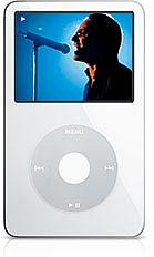 Apple iPod Video 80GB White [MA448LL/A]