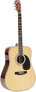 Blueridge BR-70 With Golden Gate Hard Case