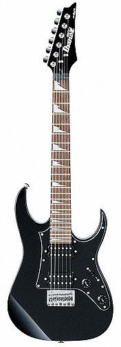 Ibanez GRGM21 - Black Night Blemished [GRGM21BKN]