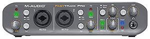 Avid Fast Track Pro w/ Pro Tools MP-9 Refurbished [633277]