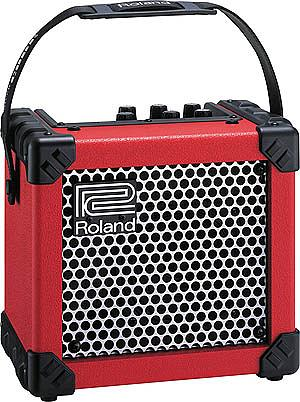 Roland Micro Cube Red [MICROCUBERED]