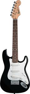 Mini Stratocaster  - Black