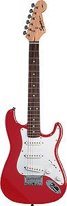 Mini Stratocaster  - Torino Red