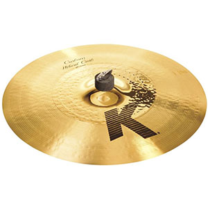 Zildjian K Custom Hybrid Crash - 19 Inch