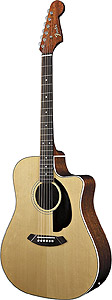 Fender Sonoran™ SCE - Natural Finish [0968025021]