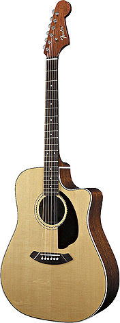 Fender Kingman SCE Natural [096-8015-021]