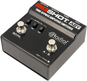 Radial BigShot AB-Y Passive Switcher